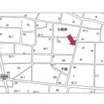 一宮の土地 / 4LDK(参考間取) / 「木曽川」駅 / 葉栗北小学校区 / 整形地