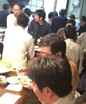鎌田先生と 関西支部長 清水社長